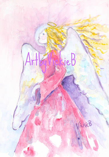 Angel of Joy