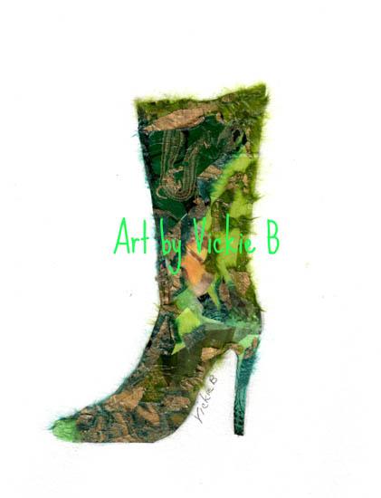 Survival High Fashion Boot